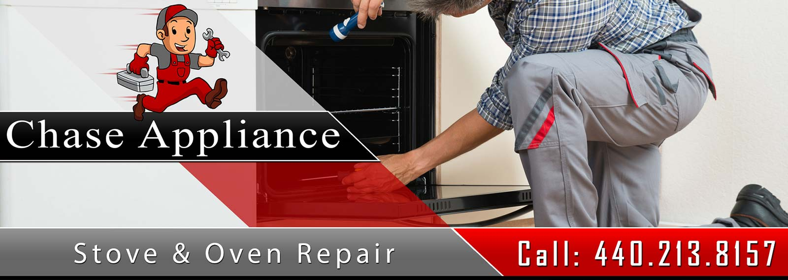 Stove and Oven Appliance Repair and Service