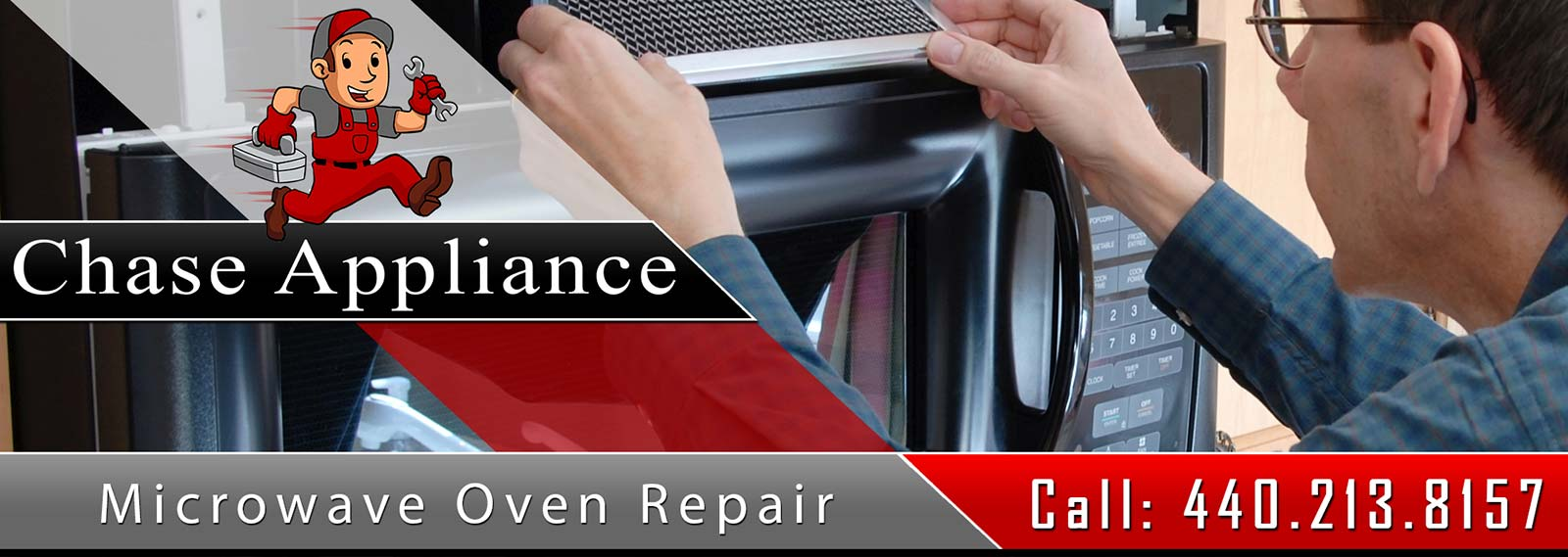 Microwave Oven Appliance Repair and Service