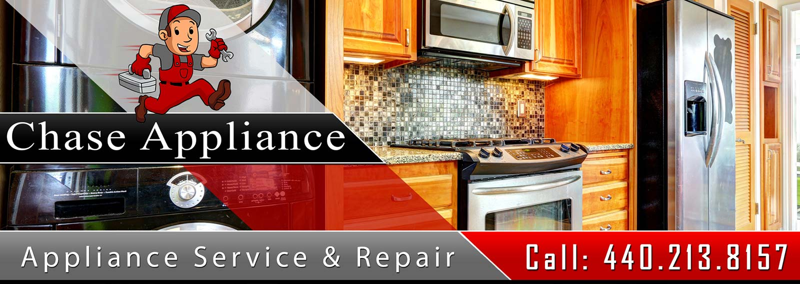 Northern Central Ohio Appliance Repair and Service